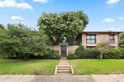 Dallas Condo For Sale: 4122 Bowser Avenue #B