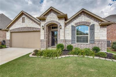 Prosper Single Family Home Active Contingent: 16604 Toledo Bend Court