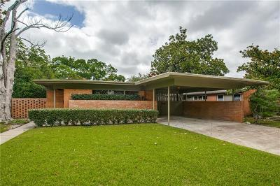 Single Family Home For Sale: 10128 Solta Drive