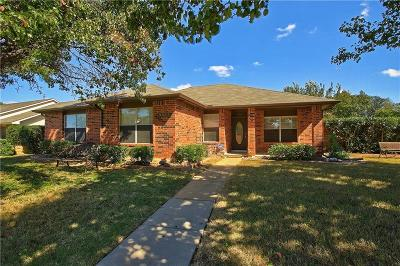 Flower Mound Single Family Home For Sale: 3804 Dover Drive