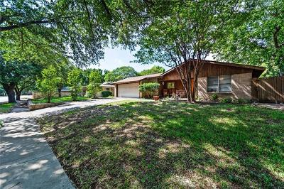 Richardson Single Family Home For Sale: 528 Melrose Drive