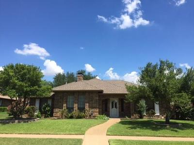 Garland Residential Lease For Lease: 2517 Diamond Oaks Drive