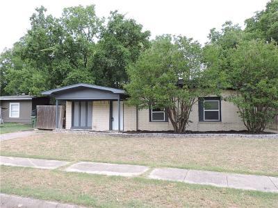Arlington Single Family Home For Sale: 1819 Reever Street