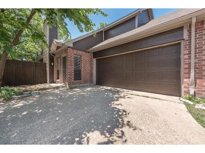 Garland Single Family Home For Sale: 3841 Pickett Place