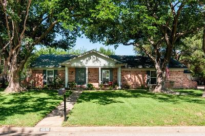 Colleyville Single Family Home For Sale: 4516 Jim Mitchell Trail E
