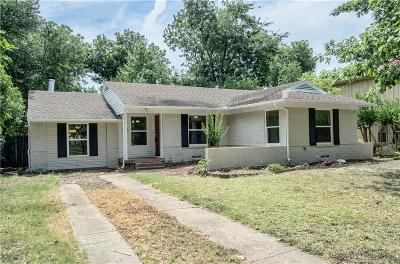 Dallas Single Family Home For Sale: 11202 Myrtice Drive