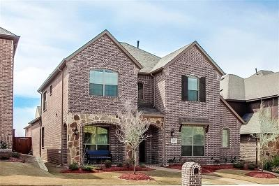 Allen TX Single Family Home For Sale: $459,900