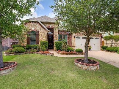 McKinney Single Family Home For Sale: 5920 Waterford Lane