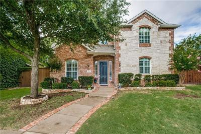 Frisco Single Family Home For Sale: 2545 Hidden Knoll Trail