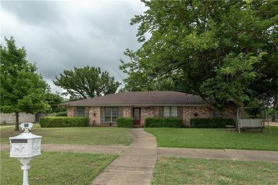 Garland Single Family Home For Sale: 610 Shadwell Drive