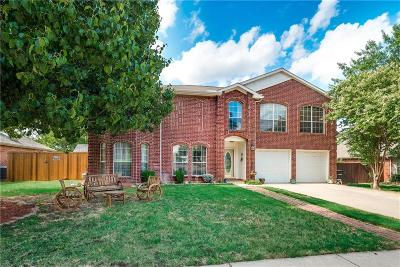 Corinth Single Family Home For Sale: 3203 Brookview Drive