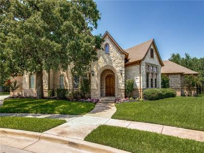 Grapevine Single Family Home For Sale: 3338 Boggett Court