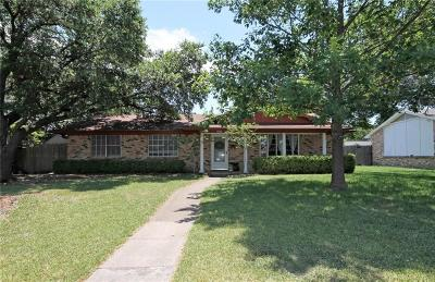 Richardson Single Family Home For Sale: 1120 Pacific Drive