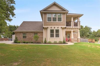 Cleburne Single Family Home Active Kick Out: 1108 Riverwood Trail