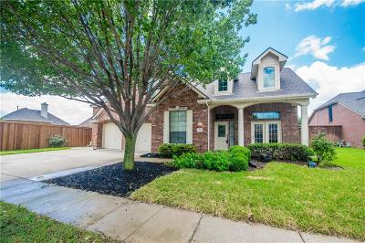 Hickory Creek Single Family Home For Sale: 101 Belton Drive