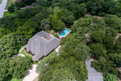 Southlake, Westlake, Trophy Club Single Family Home For Sale: 1350 Ten Bar Court