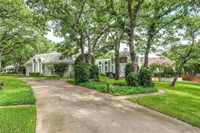 Colleyville Single Family Home For Sale: 408 Woodbriar Court