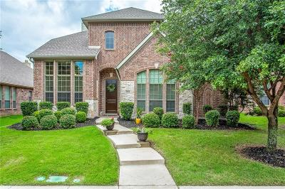 Allen Single Family Home For Sale: 959 Cougar Drive