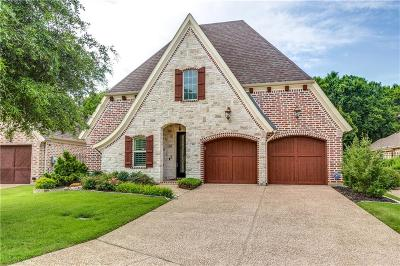 Colleyville Single Family Home Active Option Contract: 701 Creekview Lane