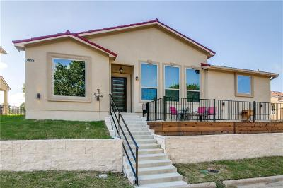 Rockwall Single Family Home For Sale: 3425 Augusta Boulevard