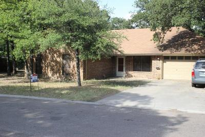 Decatur Single Family Home For Sale: 1402 Shady Lane