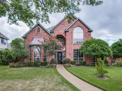 Coppell Single Family Home For Sale: 196 Hollowtree Court