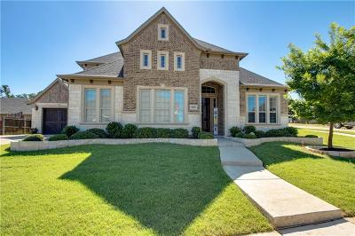 Fort Worth TX Single Family Home For Sale: $575,000