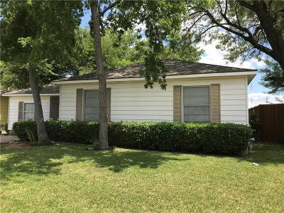 Garland Single Family Home For Sale: 2072 Sunnybrook Lane