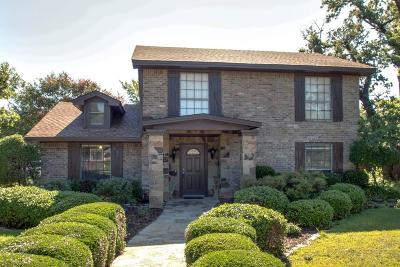 Trophy Club Single Family Home For Sale: 10 Hillcrest Court