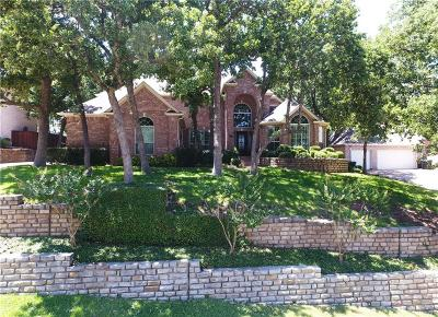 Highland Village Single Family Home For Sale: 631 Timbercrest Circle