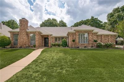 Grapevine Single Family Home For Sale: 3502 Edgehill Street