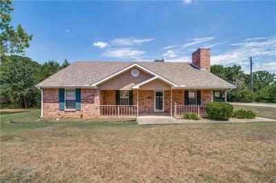 Denison Single Family Home For Sale: 3030 Belle Avenue