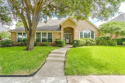 Carrollton Single Family Home For Sale: 2103 Antibes Drive