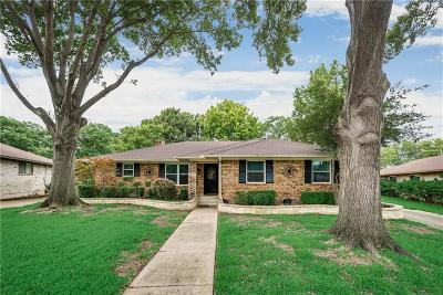 Garland Single Family Home For Sale: 1113 Worcester Lane