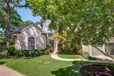 Coppell Single Family Home For Sale: 109 Brighton Ct