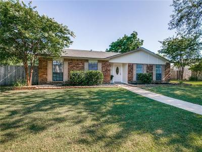 Rowlett Single Family Home For Sale: 8714 Westfield Drive