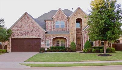 Flower Mound Single Family Home For Sale: 108 Caladium Drive