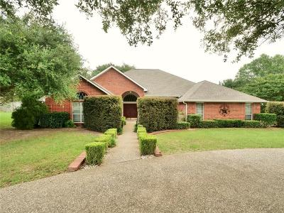 Lindale Single Family Home For Sale: 15653 Regian Drive