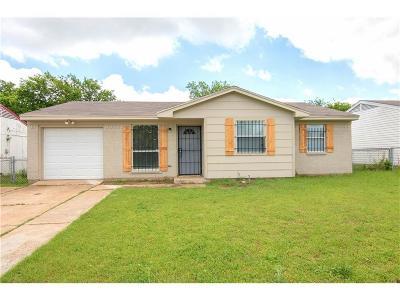 Dallas Single Family Home For Sale: 3718 Stateoak Drive