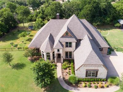 Fort Worth Single Family Home For Sale: 123 Western Breeze Drive