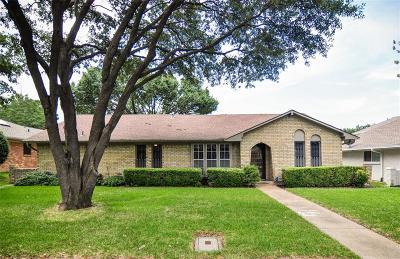 Dallas Single Family Home For Sale: 7430 Alto Caro Cove