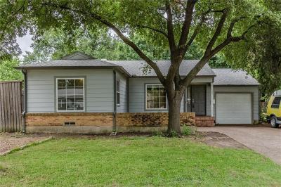 Dallas Single Family Home For Sale: 11502 Rupley Lane