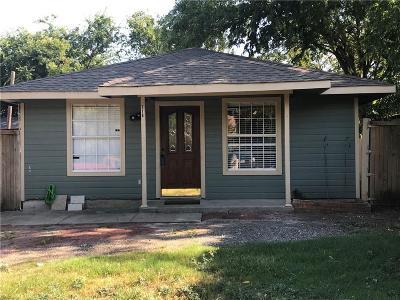 Mckinney Single Family Home For Sale: 718 Dudperkins Street