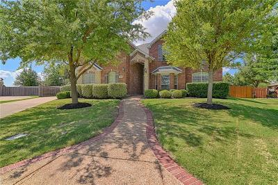 Mansfield Single Family Home For Sale: 606 Coble Ridge Court