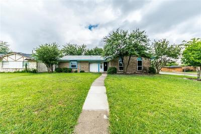 Mesquite Single Family Home For Sale: 3301 Point East Drive