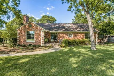 Dallas Single Family Home For Sale: 1406 Sereno Drive