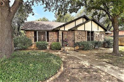 Denton Single Family Home For Sale: 3225 Broken Arrow Road