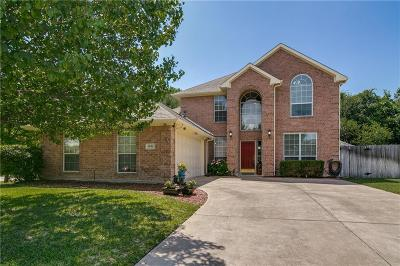 Rockwall Single Family Home For Sale: 1841 Random Oaks Drive