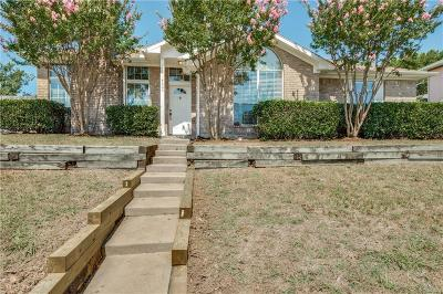 Carrollton Single Family Home For Sale: 4205 Mulberry Drive