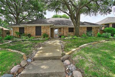 Grand Prairie Single Family Home For Sale: 1105 British Boulevard